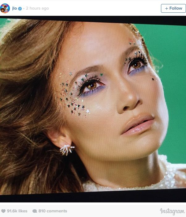 #FeelTheLight' Of Jennifer Lopez's Face In These New #Video Teasers