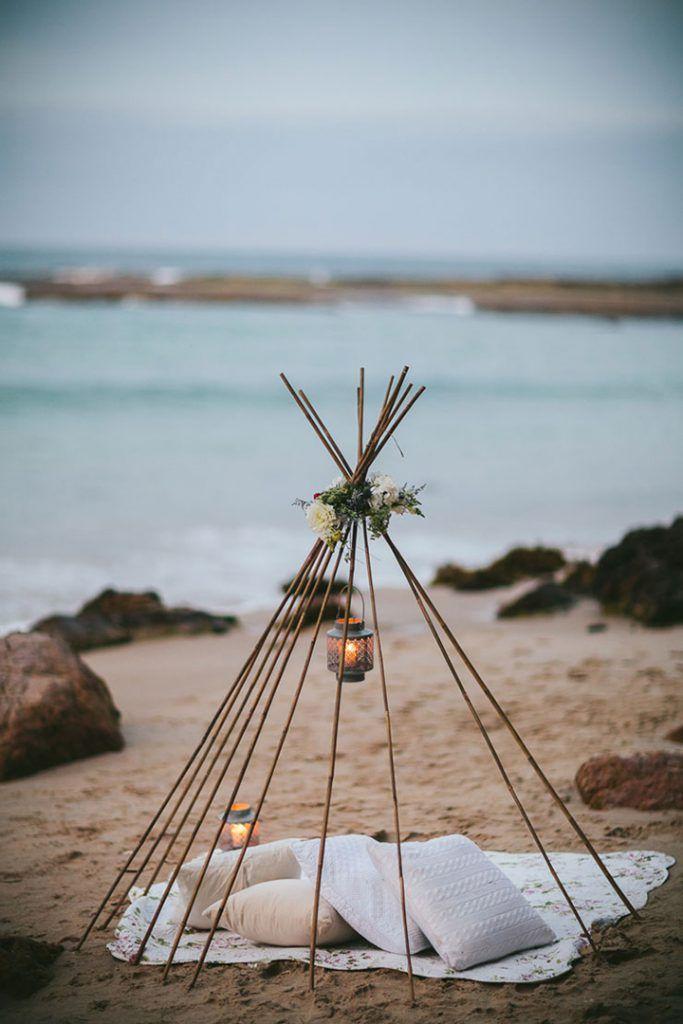 Ideas para casarse en la playa http://stylelovely.com/bodas/ideas-para-casarse-en-la-playa/