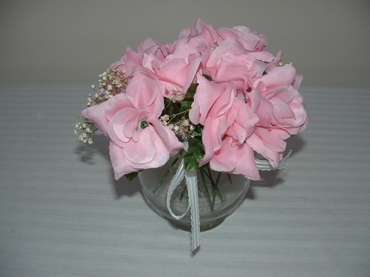 Images about silk flower centerpieces on pinterest