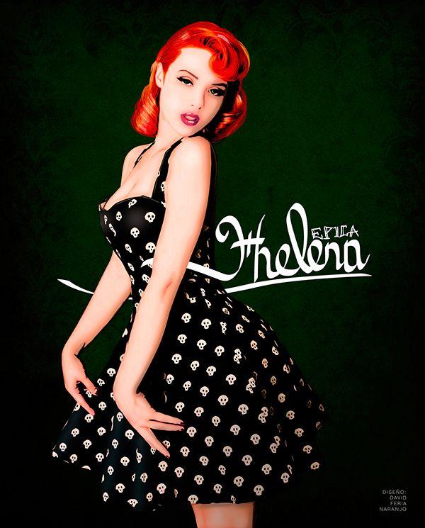 Helena / Épica on Behance