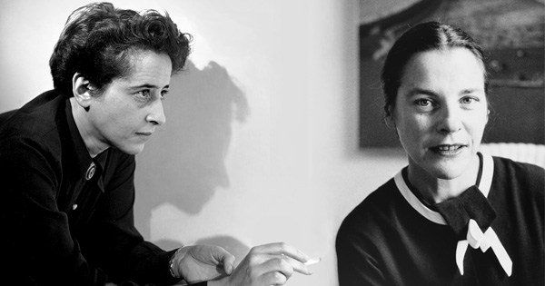 Mary mccarthy's correspondence with hannah arendt about whether we ...