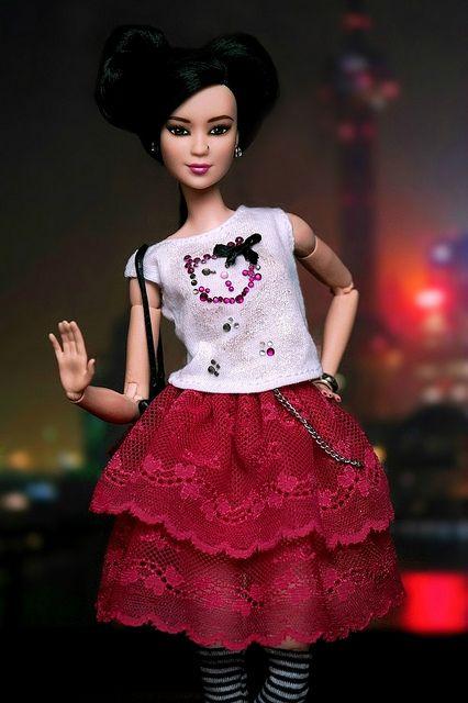 Barbie Made to Move Skateboarder Doll Барби Скейтбордистка - Поиск в Google