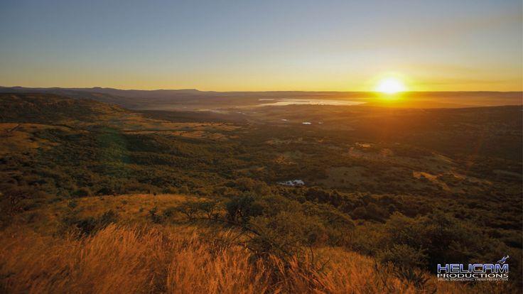 Sunrise over Karkloof