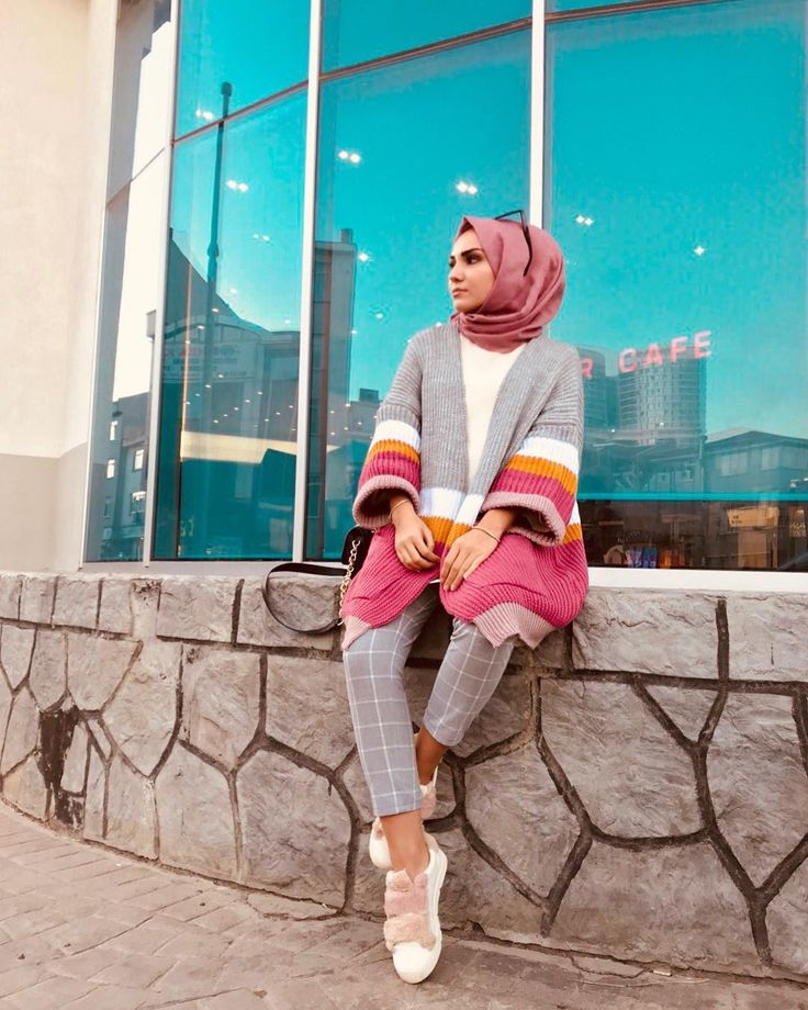 Definition and synonyms of hijab from the online english dictionary from macmillan education. hijab meaning in 2020   Hijabi outfits casual, Hijab style ...