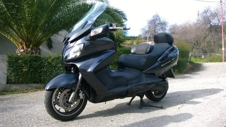 Suzuki Burgman 650 Executive