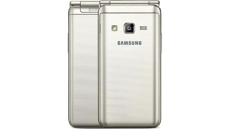 Samsung представила сенсорную раскладушку Galaxy Folder2 / Гаджеты…