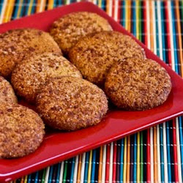 Almond Flour Snickerdoodle Cookies (also Gluten-Free) Recipe Desserts