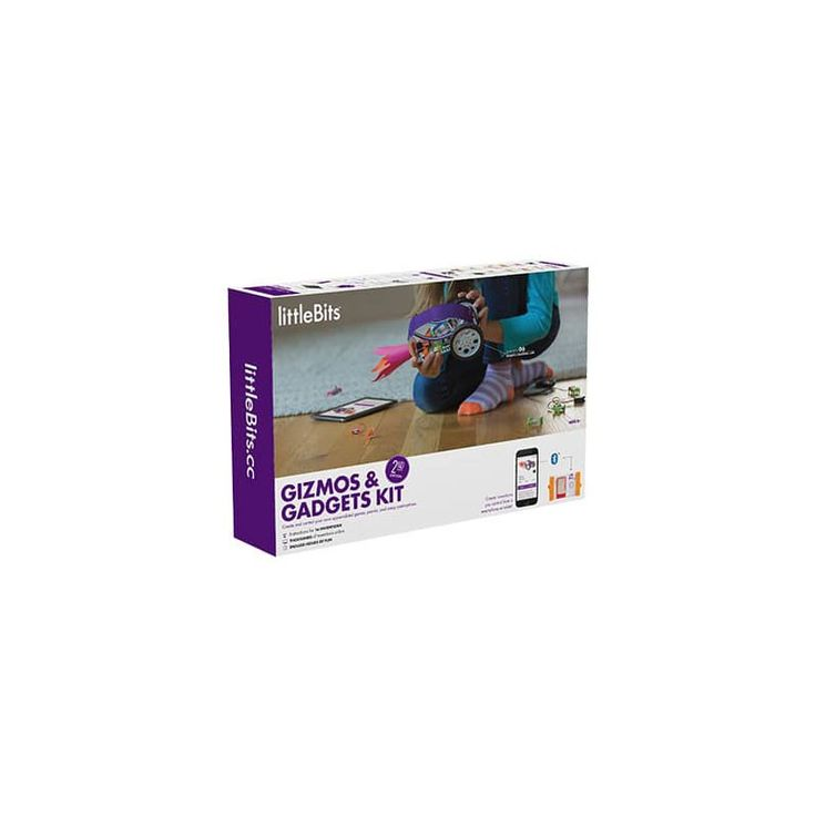 littleBits Gizmos & Gadgets Kit, 2nd Edition Main