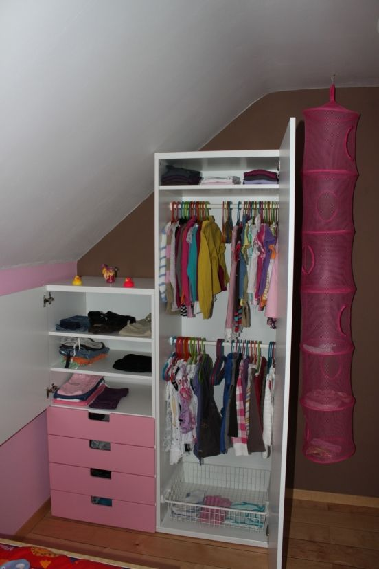 ikea kids wardrobe 25 pinterest. Black Bedroom Furniture Sets. Home Design Ideas