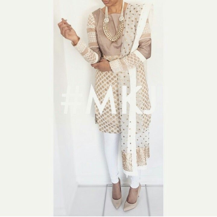 Mani K Jassal  Simple dawat kameez to custom make.