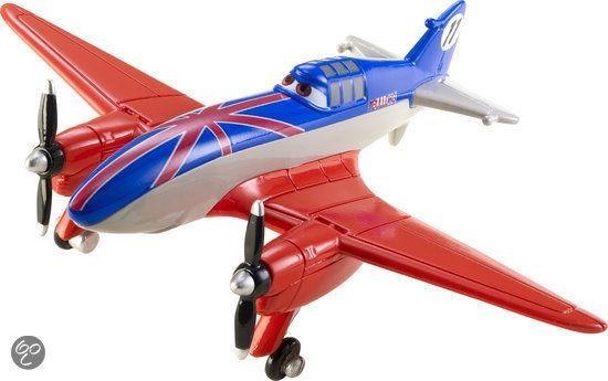 Planes Bulldog - Vliegtuig