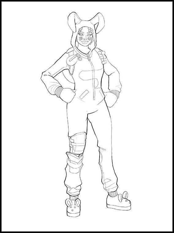 Fortnite 3 Printable Coloring Pages For Kids Bear Coloring Pages Avengers Coloring Pages Dolphin Coloring Pages
