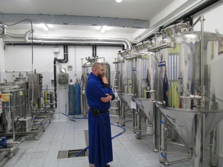 Interview with Br Francis Davoren of Monastero San Benedetto in Italy, Head Brewmonk of Birra Nursia
