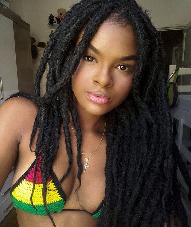 sexy black dreads girls sex video