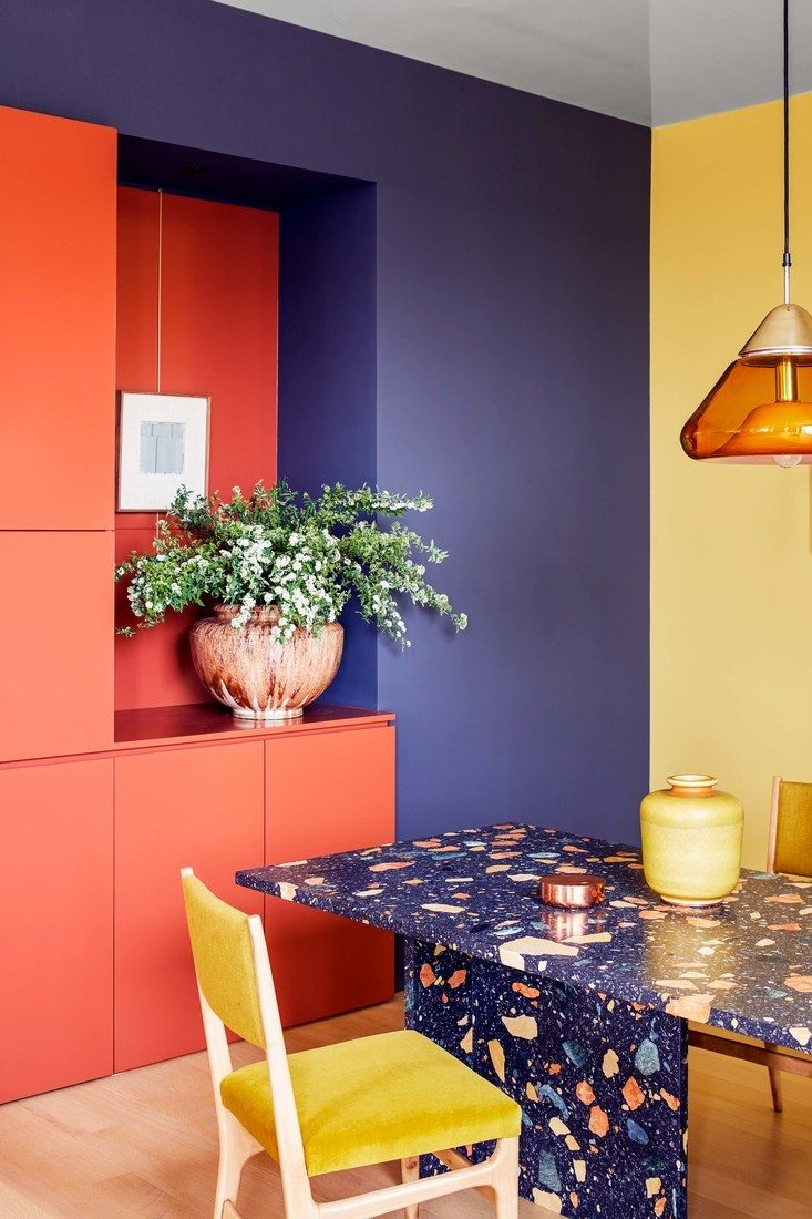 Inside The Neal Beckstedt Designed World Of Color On Manhattan S