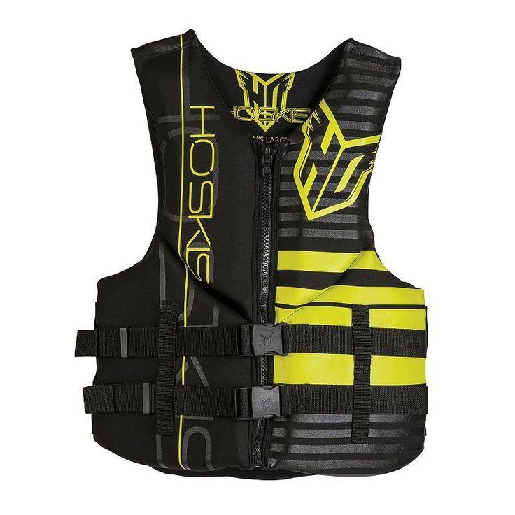 Men's HO Sports Pursuit Neo Life Vest, Black