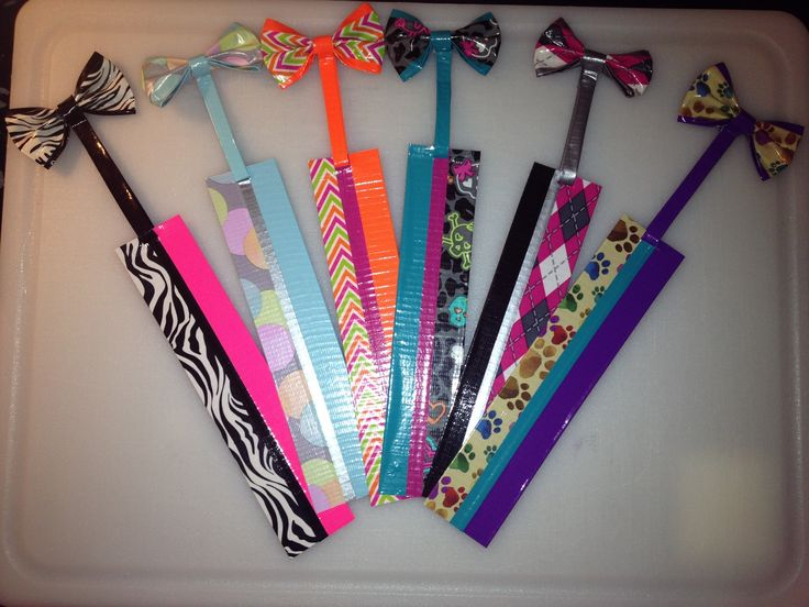 154 best images about bookmarks on pinterest for Duct tape bookmark ideas