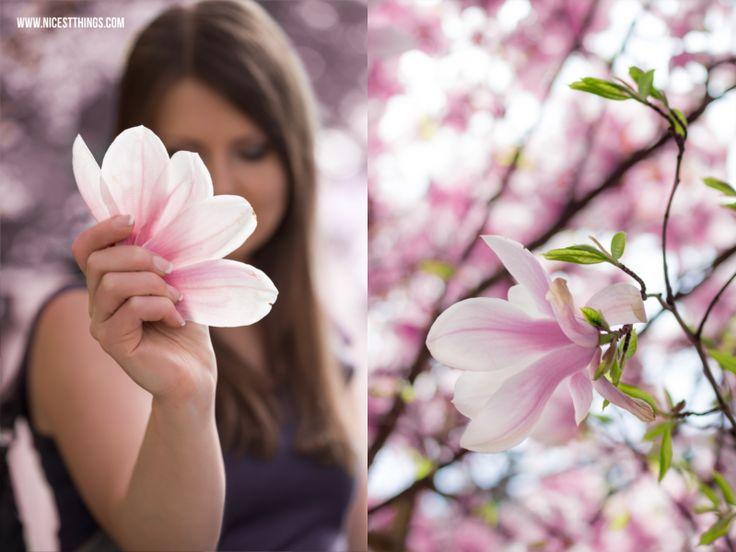 Ideen für Portraitshootings im Frühling