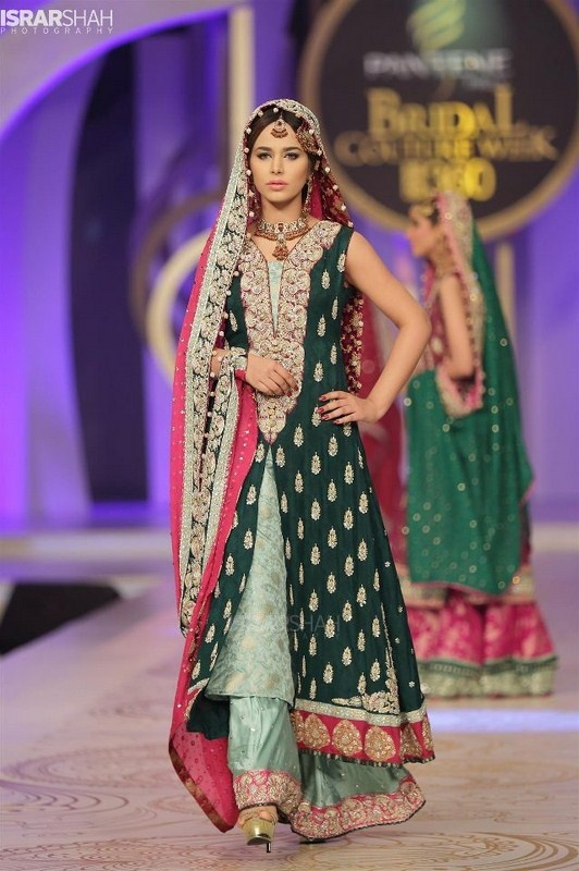 Pakistani Bridal Couture!! Only Unique to PAKISTAN!!