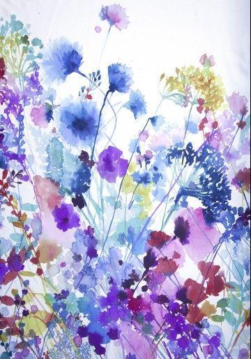 flowers art washes - photo #3