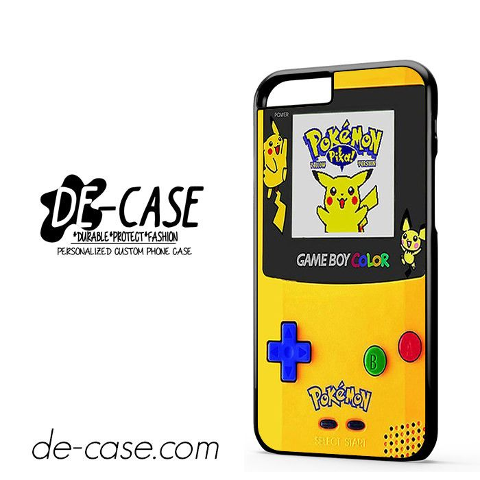 Gameboy Color Pokemon Edition DEAL-4596 Apple Phonecase Cover For Iphone 6 / 6S