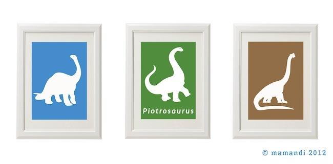 polecamy również inne plakaty dinosaurów do kompletu