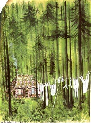Reading My Library: Ludwig Bemelmans