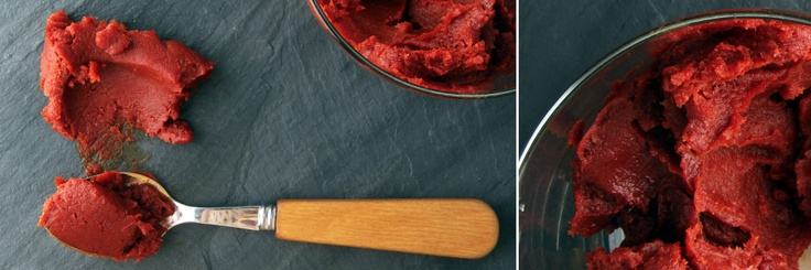 how to make tomato concentrate