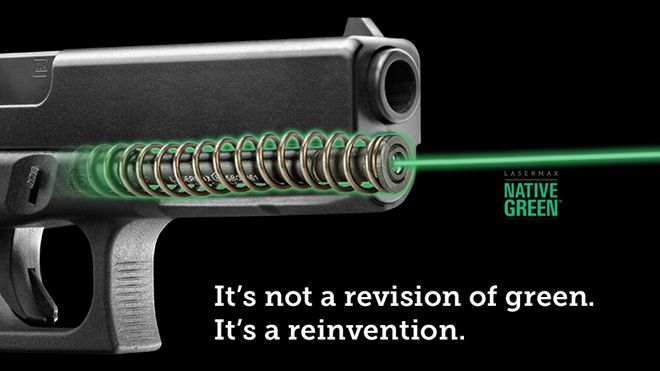 Lasermax S New Green Laser Guide Rods For Glock Like Green