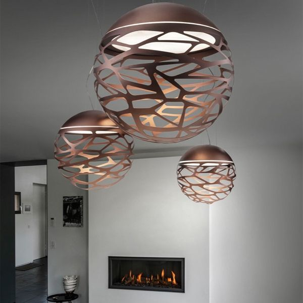 Studio Italia Kelly Sphere Pendant Light