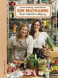 http://www.adlibris.com/se/product.aspx?isbn=9155258123 | Titel: Din matkasse : recept, inköpslistor, middagsmys - Författare: Emma Hamberg, Anette Rosvall - ISBN: 9155258123 - Pris: 153 kr