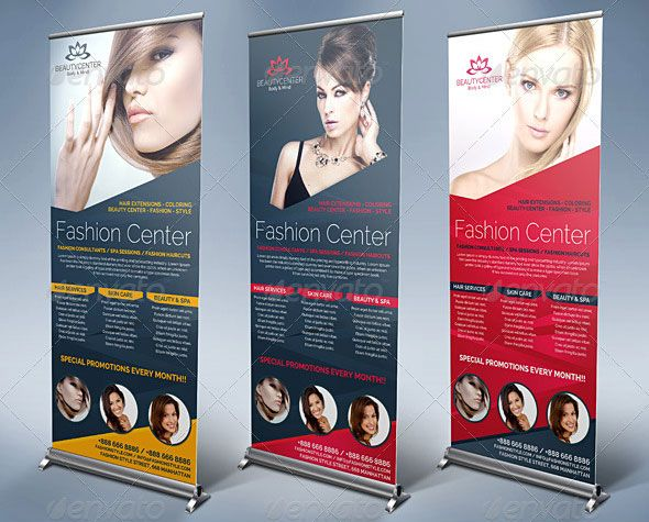 20 Great Spa And Beauty Salon Banner PSDs