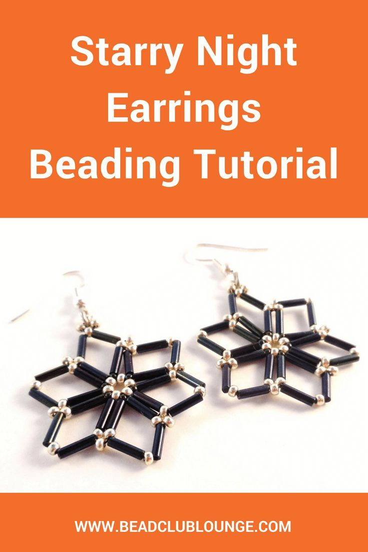 Beaded Star Patterns Beaded Star Earring Patterns Beaded