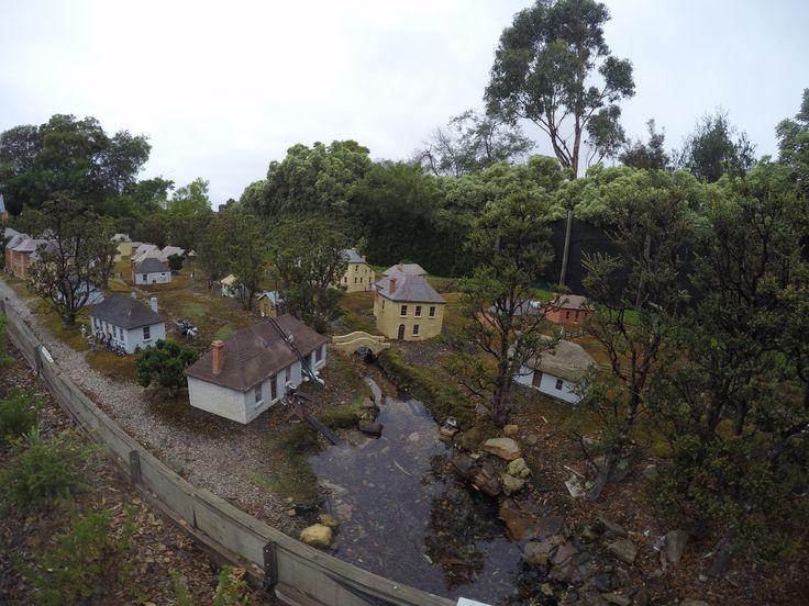 Richmond and Old Hobart, Tasmania