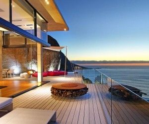 Amazing ... There Are Breathtaking, Once In A Lifetime Views. This Is Exactly What  You Will Find At Villa 44 In Llandudno, South Africa. (not Your Average Home ) Nice Look