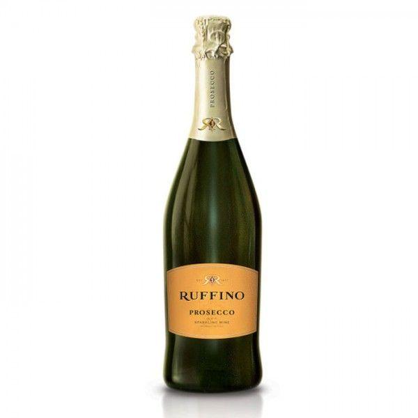 Ruffino Prosecco, Italy: a popular Italian bubbly