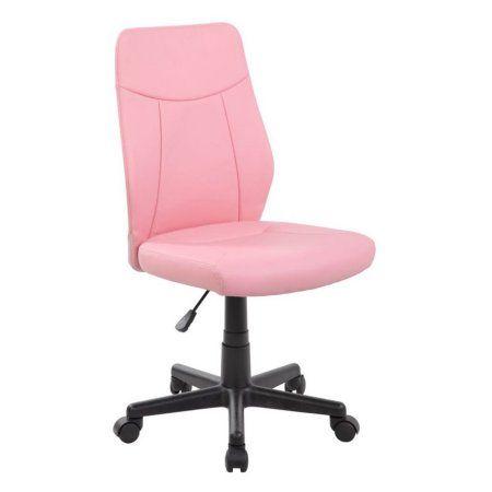Buy Eurosports Ergonomic Mid Back Executive Computer Desk Chair At