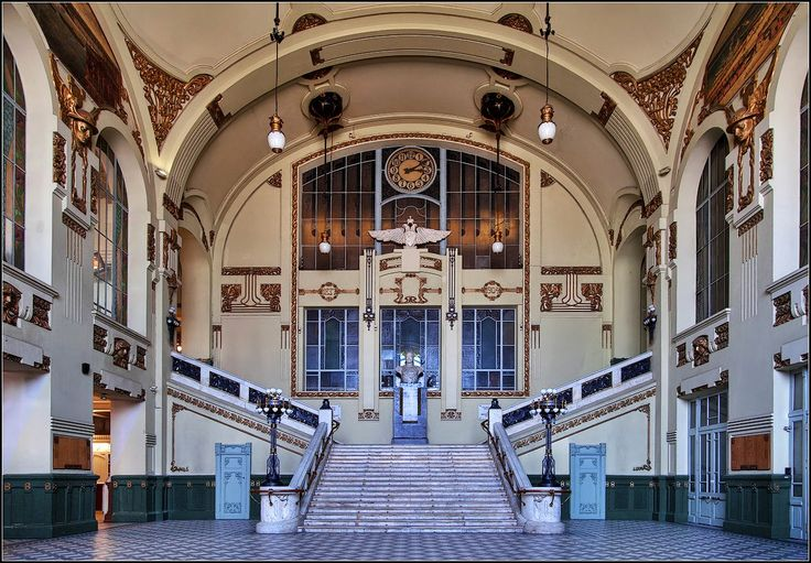 Санкт-Петербург, Витебский вокзал / St. Peterburg, Russia