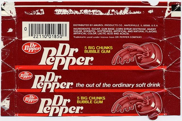 dr pepper gum (freshen-up)Remember, Drpepper, Gum Based, Childhood Memories, Dr. Peppers Gum, Liquid Center, 1980S Memories, Dr Pepper, 80S Food