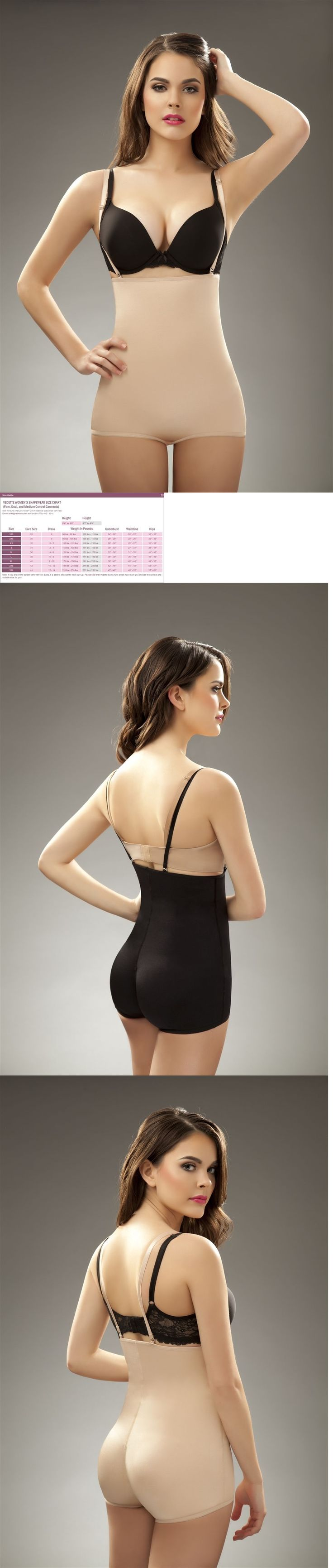 Corsets and Girdles 182051: Vedette 123 Lilian Strapless Body Shaper Latex - Waist Cinchers Girdle -> BUY IT NOW ONLY: $41.99 on eBay!