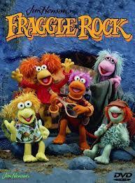 Los Fraguel. Magnífica serie de Jim Henson con unos personajes y unas canciones estupendas.