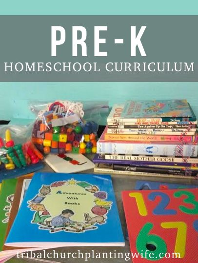 """Charlotte Mason / classical pre-k or junior kindergarten homeschool curriculum that I've """"put together"""". Including Rod & Staff workbooks, books recommended by Well-Trained Mind and Ambleside. Here's to pre-K!"""