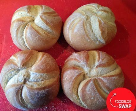 Home-Made Kaiserbroodjes! Ove(n)rheelijk!!!