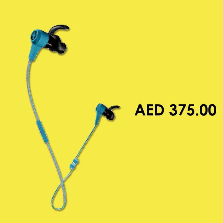 JBL Synchros Reflect BT In-Ear Bluetooth Sport Headhpones - Blue #Earbuds #Headsets #headphones #online #shopping #earphones#menakart #Jabra