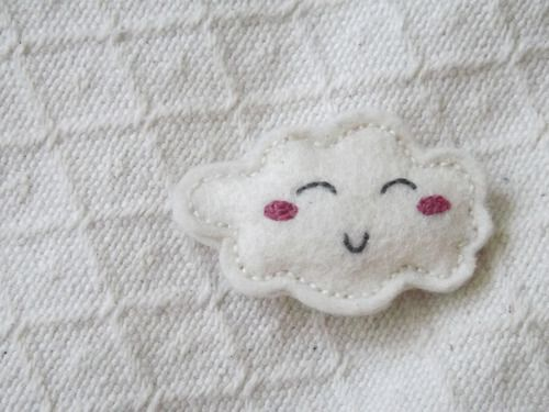 Cloudy Collection  Little smily cloudy. Fluffy and puffy