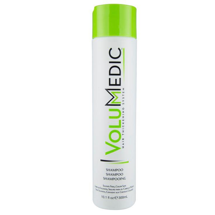 Shampoo Volumizante, , hi-res  Limpia suavemente el cabello y el cuero cabelludo.  Hidrata el cabello reseco.  Ayuda a liberar los folículos obstruidos.  Estimula el engrosamiento del cabello.  Fórmula segura para el uso en cabello teñido o tratado químicamente.  Ideal para el cabello delgado y fino.  Libre de sulfatos, parabenos y hormonas.