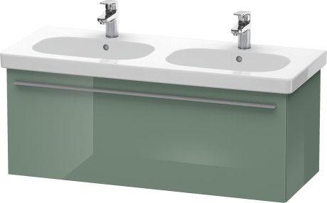 X-Large Mueble para lavabo, suspendido #XL6050 | Duravit 1200x490
