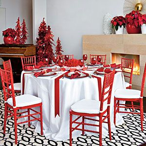 2137 Best Christmas Decor Images On Pinterest  Christmas Endearing Christmas Decorations For Dining Room Review