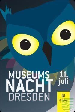 Kartenverkauf beginnt am Montag, 15. Juni Am 11. Juli 2015 findet die 17. MUSEUMSNACHT DRESDEN statt: mit 48 Museen, einem Garten, mit Konzerten, Filmen, Führungen, Performances, Lichtspiel und Nachtstücken. Karten gibt es ab Montag, 15. Juni 2015 in allen teilnehmenden Institutionen, den städtischen Bürgerbüros, den Verkaufsstellen der Dresdner Verkehrsbetriebe, im DREWAG-Treff und beim SZ-Ticketservice unter Telefon (03 51) 84 04 20 02.