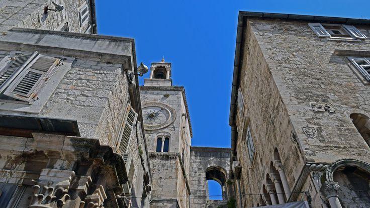 Split - Old Town (Costa Mediterranea Excursion)